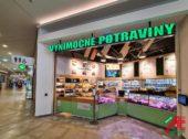 otvorenie predajne Vynimocne potraviny