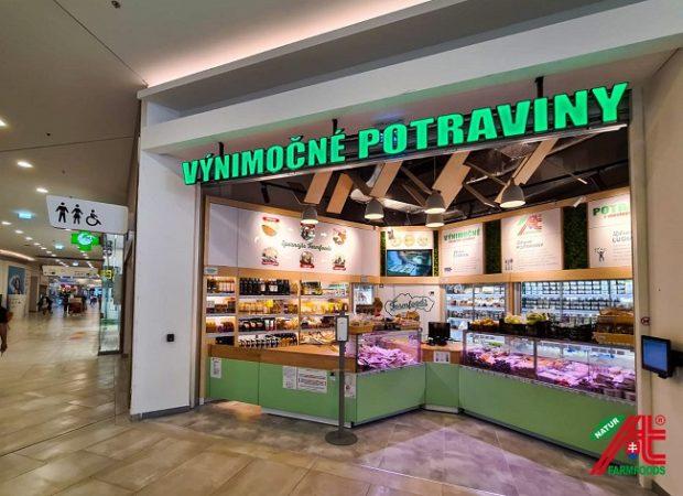 Farmfoods otvorí v septembri ďalšie štyri kamenné predajne v Bratislave