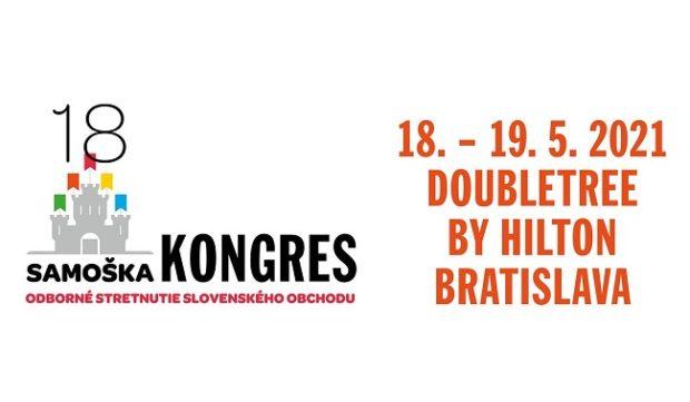 18.– 19. 5. 2021, Kongres Samoška 18, Bratislava