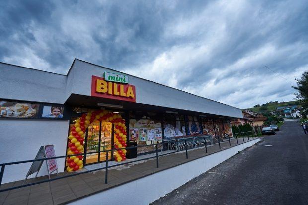 Billa otvára na Slovensku nový koncept menších predajní