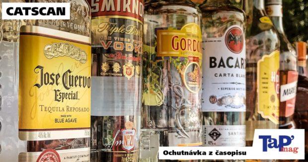 Tovar&Predaj 9 – 10/2020: Spotrebitelia majú v alkohole favoritov