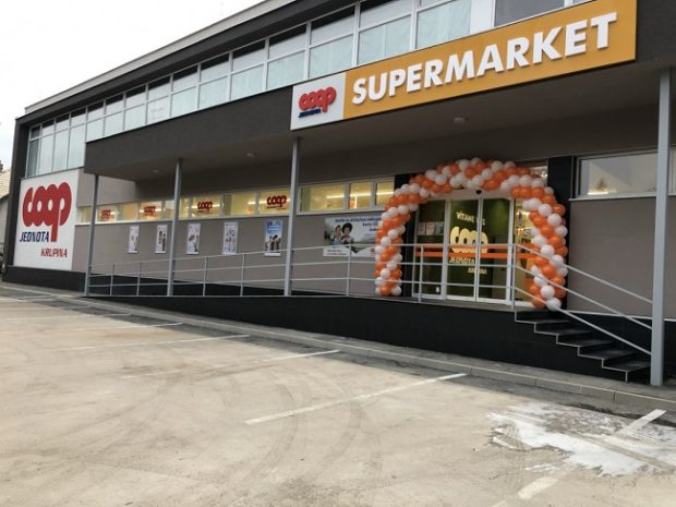 Coop Jednota zmodernizovala supermarket v Pliešovciach