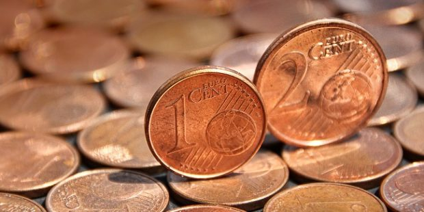 Vláda obmedzí jednocentové a dvojcentové mince