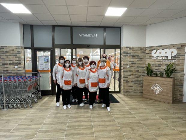 Coop Jednota zmodernizovala supermarket vo Zvolene