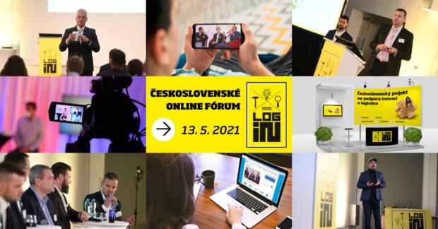 13. 5. 2021, Fórum LOG-IN, online