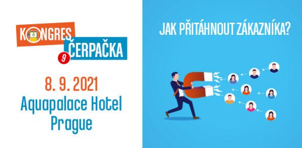 8. 9. 2021, Kongres Čerpačka, Praha