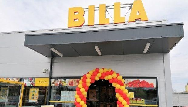 Billa otvorila novú predajňu v Komárne