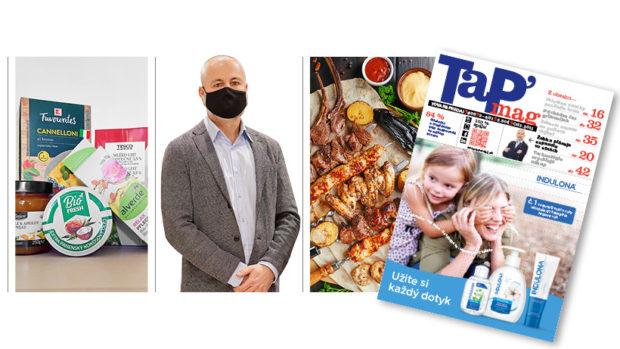 TaP 3 – 4/2021: Privátne značky posilnila kríza; zdravie nesmie na pultoch chýbať; technológie urýchľujú nákup