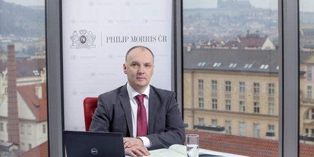 Philip Morris na Slovensku povedie Petr Šedivec