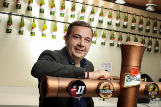 Plzeňský Prazdroj má nového generálneho riaditeľa