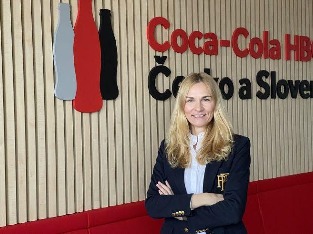 HR riaditeľkou Coca-Cola HBC Česko a Slovensko sa stala Markéta Pavelková