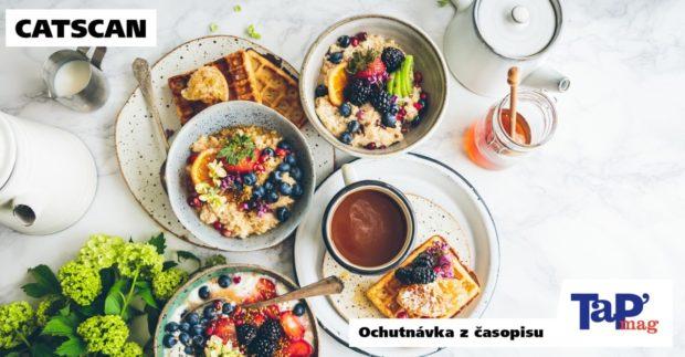 Tovar&Predaj 7 – 8/2021: Raňajky valcujú zdravé trendy